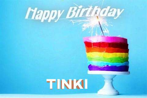 Happy Birthday Wishes for Tinki