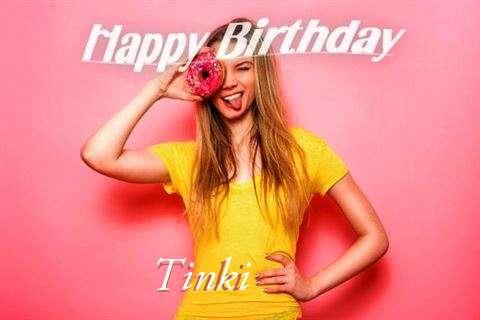 Happy Birthday to You Tinki