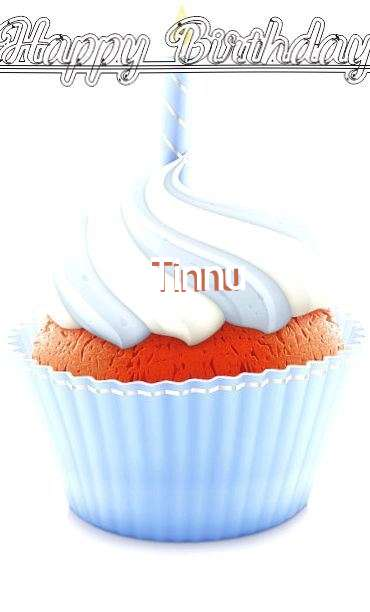 Happy Birthday Wishes for Tinnu