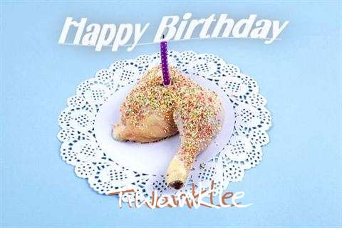 Happy Birthday Tiwankle