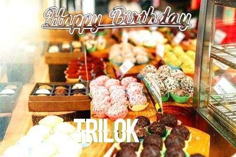 Happy Birthday Trilok