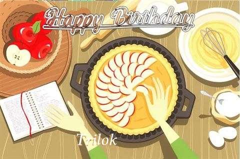 Trilok Birthday Celebration