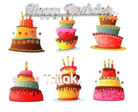 Happy Birthday to You Trilok