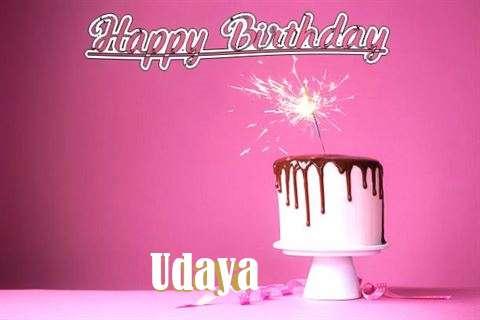 Birthday Images for Udaya
