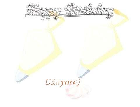 Birthday Wishes with Images of Udayaraj