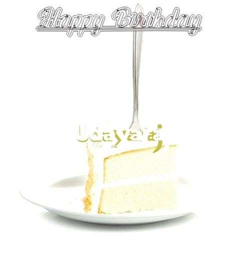 Happy Birthday Wishes for Udayaraj