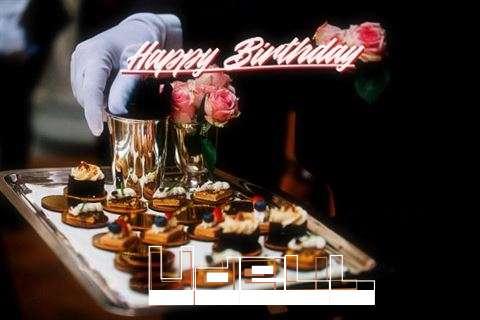 Happy Birthday Cake for Udell