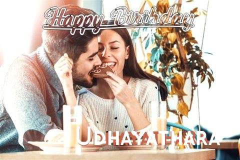 Birthday Wishes with Images of Udhayathara