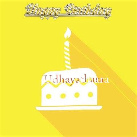 Birthday Images for Udhayathara