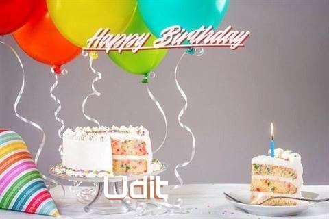 Happy Birthday Udit