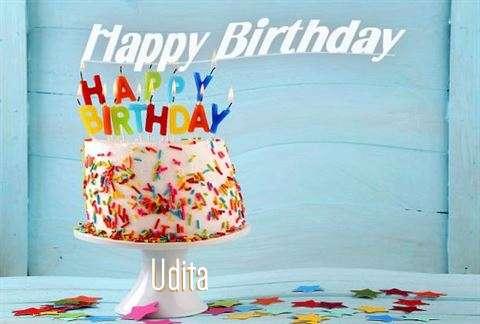 Birthday Images for Udita