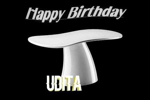 Udita Birthday Celebration