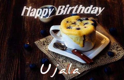 Happy Birthday Ujala