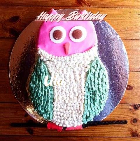 Happy Birthday Ula