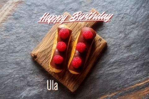 Ula Cakes