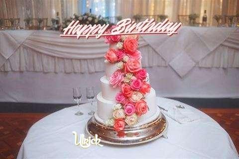 Happy Birthday to You Ulrick