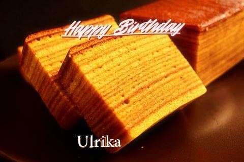Wish Ulrika