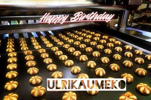Happy Birthday Ulrikaumeko