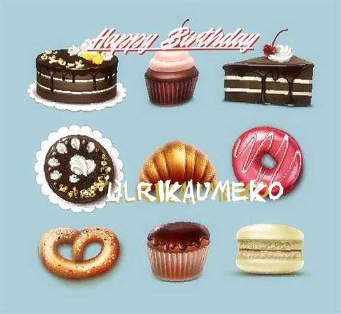 Ulrikaumeko Birthday Celebration