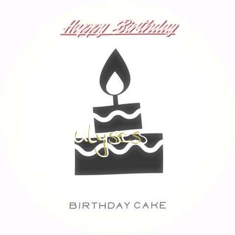 Ulyses Cakes