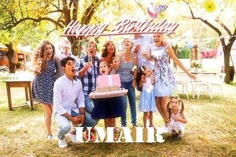 Happy Birthday Umair