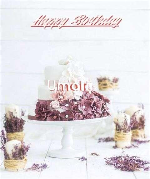 Happy Birthday to You Umair