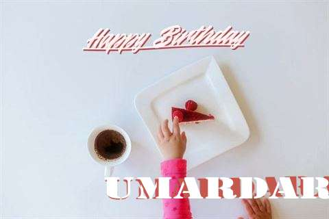 Happy Birthday Umardaraz Cake Image