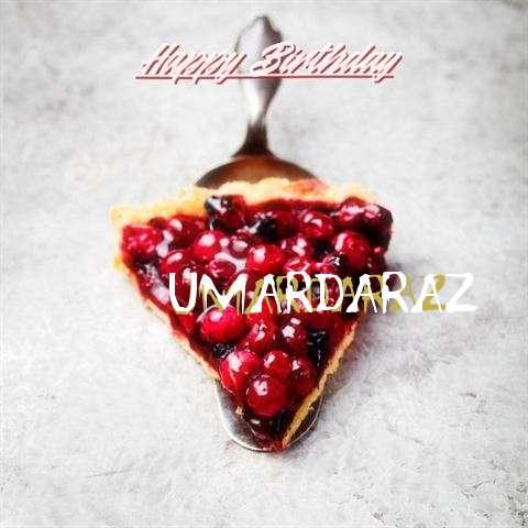 Happy Birthday to You Umardaraz