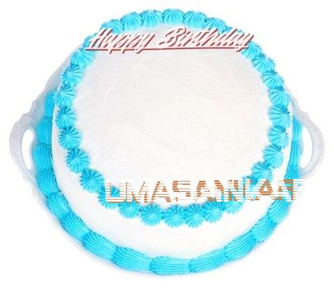 Happy Birthday Cake for Umasankar