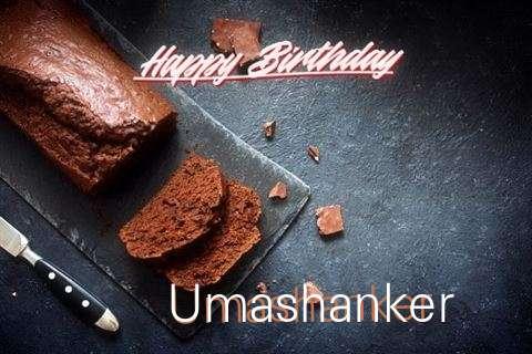 Happy Birthday Umashanker Cake Image