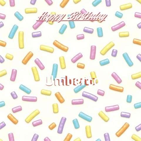 Birthday Images for Umberto