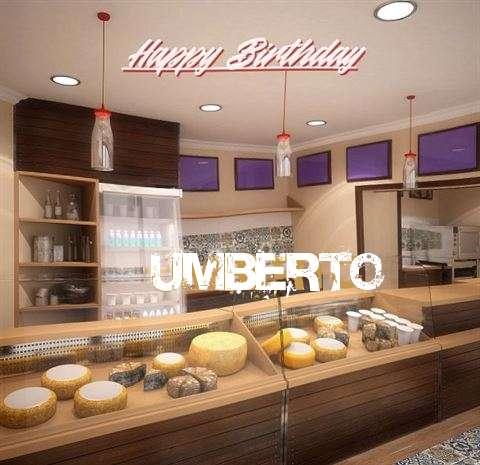 Happy Birthday Wishes for Umberto