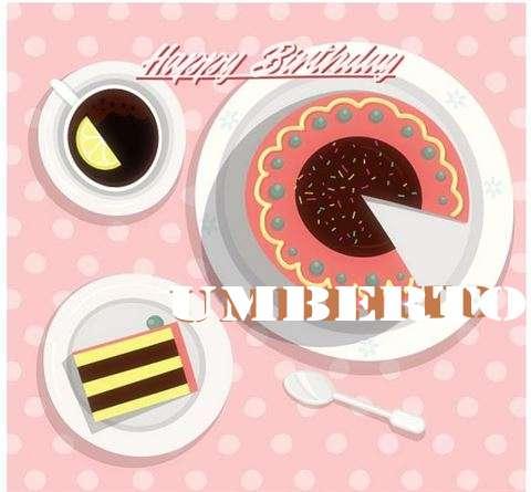 Happy Birthday to You Umberto