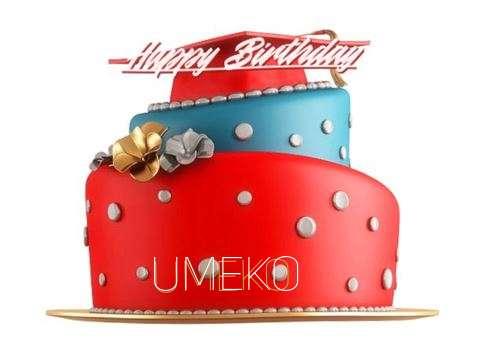 Happy Birthday to You Umeko