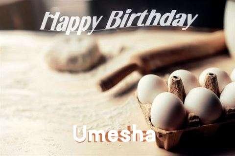 Happy Birthday to You Umesha