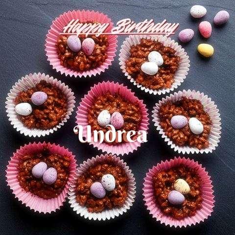 Undrea Birthday Celebration