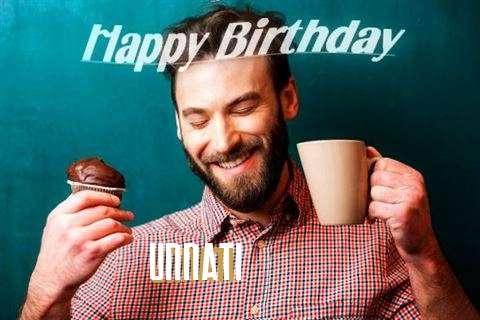 Happy Birthday Unnati Cake Image