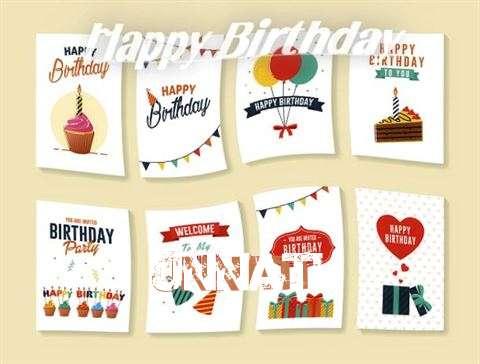 Happy Birthday Cake for Unnati