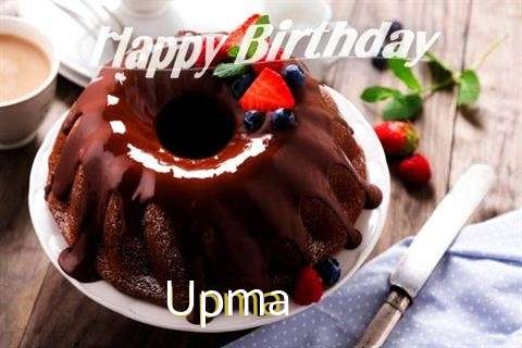 Happy Birthday Upma