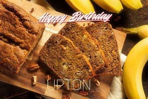 Happy Birthday Wishes for Upton