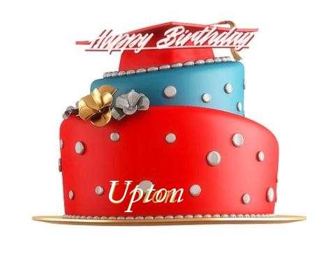 Happy Birthday to You Upton