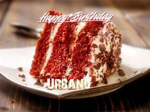 Happy Birthday to You Urbano