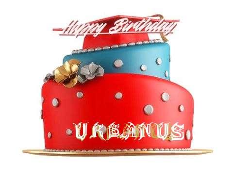 Birthday Images for Urbanus