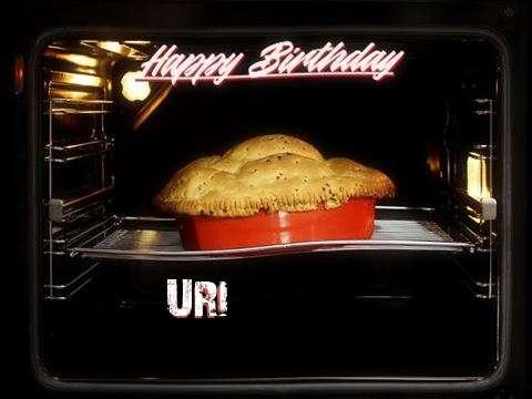 Happy Birthday Wishes for Uri