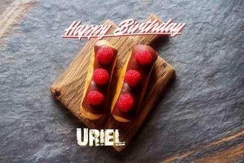 Happy Birthday to You Uriel