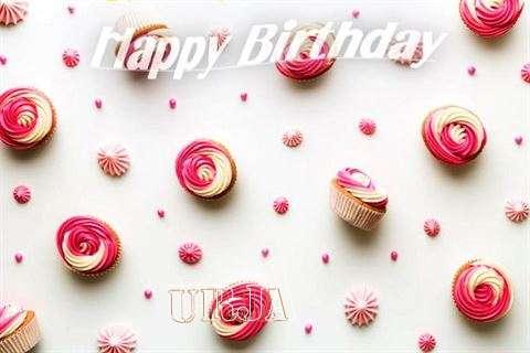 Birthday Images for Urja