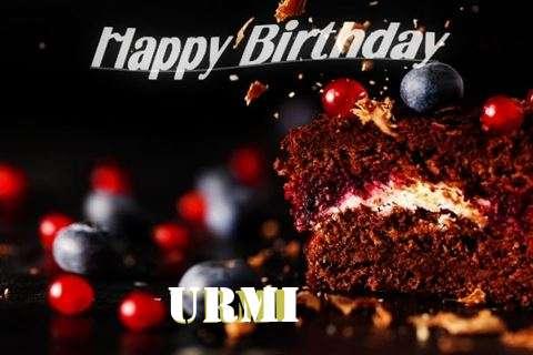 Birthday Images for Urmi