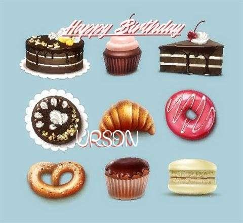 Happy Birthday Urson