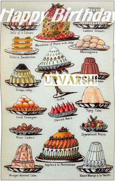 Urvarshi Cakes