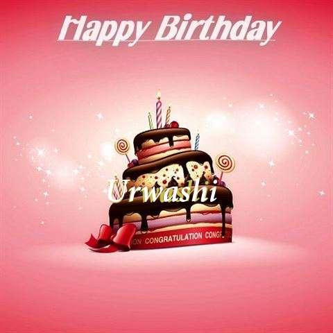 Birthday Images for Urwashi